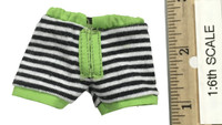 The Partner - Striped Shorts