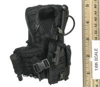 Force Recon Combat Diver (Desert Version) - Assault Vest (CSAV-Combat Swimmer)