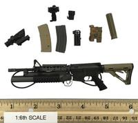 Force Recon Combat Diver (Desert Version) - Rifle (M4A1)
