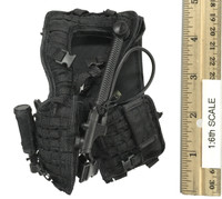 Force Recon Combat Diver (Woodland Version) - Assault Vest (CSAV-Combat Swimmer)