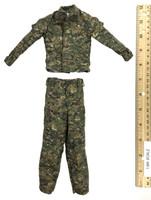 Force Recon Combat Diver (Woodland Version) - Uniform (Woodland Marpat Mccuu)
