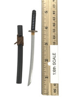 Samurai Swords Set - Wakizashi (Black) (Metal)