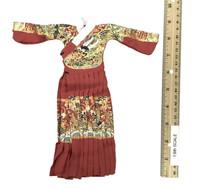 King's Female Bodyguard Sets - Robe (Red)
