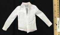 Gangster Kingdom: Heart 4 Vincent & Kerr - White Silky Shirt