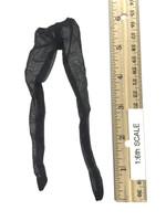 Woman Hero Female Character Sets - Pantyhose (Black)