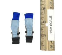 Female Character Set CT-013 Tifa - Arm Sleeves (Blue)