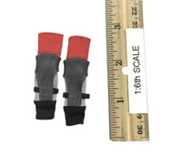 Female Character Set CT-013 Tifa - Arm Sleeves (Red)