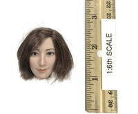 Female Character Set CT-013 Tifa - Head (No Neck Joint)