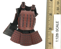 Palm Empire: Sanada Yukimura (Exclusive) (1/12th Scale) - Body Armor (Gusoku)