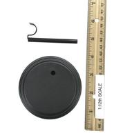Palm Empire: Ashigaru (Black Armor) (1/12th Scale) - Display Stand