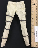 Battleroyale's Windbreaker Female Killer - Pants w/ Straps(Weathered)