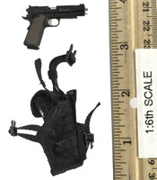 75th Ranger Regiment - Pistol (1911) w/ Drop Leg Holster