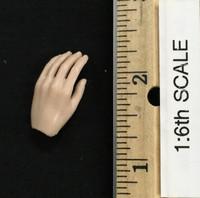Monster Female Hunter - Left Relaxed Hand