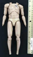Gangster Kingdom: Heart 5 Bowen - Nude Body w/ Tattoos and Hand Joints