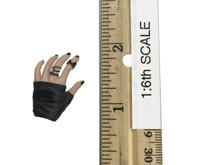 Super Heroine Magnetic Girl - Left Gloved Magnetic Hand
