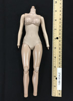 Super Heroine Magnetic Girl - Nude Body