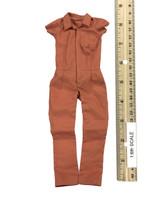 Super Heroine Magnetic Girl - Orange Prison Jumpsuit