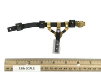 Justice Judge - Belt w/ Holster