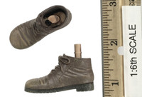 Harry Potter: Ron Weasley (Teenage Version) - Shoes (Brown) (Unique Joints)