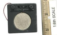"""German WH Radio Operator """"Gerd"""" - DKE Radio (Metal)"""