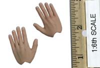 """German WH Radio Operator """"Gerd"""" - Hands (Bendable)"""