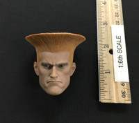 Street Bruiser American Soldier - Head (Normal Expression)