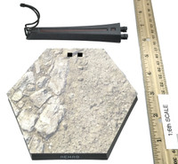 The Other Shadow - Display Stand (Rocks)