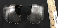 Knights of the Realm: Mounted Calvary Regiment - Shoulder Armor (Flared) (Metal)