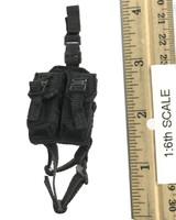 Spetsnaz MVD SOBR LYNX Operator - Dropleg Double Mag Pouch