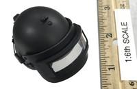 Spetsnaz MVD SOBR LYNX Operator - Helmet w/ Shield (RYS-T)