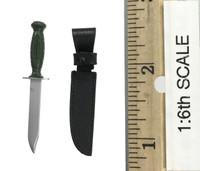 Spetsnaz MVD SOBR LYNX Operator - Knife w/ Sheath