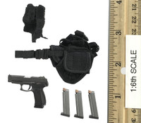 Spetsnaz MVD SOBR LYNX Operator - Pistol (APB) w/ Dropleg Holster