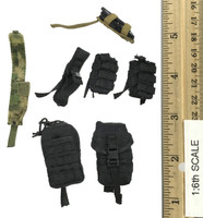 Spetsnaz MVD SOBR LYNX Operator - Pouch Set
