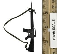 75th Ranger Regiment: Chalk Leader (1/12th Scale) - Rifle (M16A2)