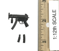 SAS Crew: Assaulter (1/12th Scale) - Submachine Gun