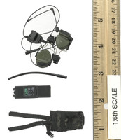 Seal Team Navy Special Forces HALO - Radio (PRC 148) w/ Pouch