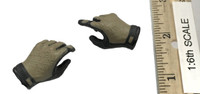 Seal Team Navy Special Forces  - Gloved Hands