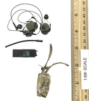 Seal Team Navy Special Forces  - Radio (PRC 148) w/ Pouch