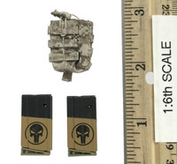 Seal Team Navy Special Forces  - Rifle (FN MK17) Ammo w/ Pouch