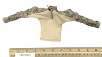 Seal Team Navy Special Forces  - Camo Sleeved Shirt