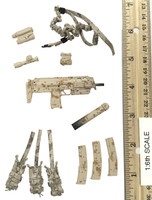 Seal Team Navy Special Forces  - Submachine Gun (MP-7)