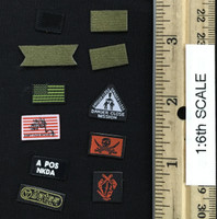 Navy Seal Underway: Boarding Unit - Patches