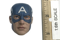 Marvel Comics: Captain America - Head (No Neck Joint)