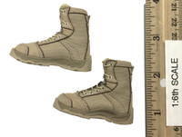 Israel Sayeret Matkel Syria Investigation Team - Boots (For Feet)