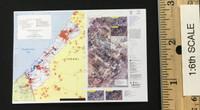 Israel Sayeret Matkel Syria Investigation Team - Map