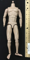 Israel Sayeret Matkel Syria Investigation Team - Nude Body w/ Feet, Neck Joint and Hand Joints