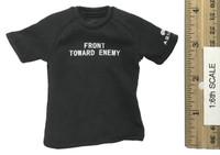 Israel Sayeret Matkel Syria Investigation Team - Black Logo T-Shirt