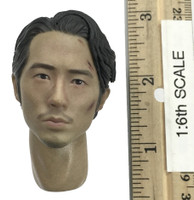 The Walking Dead: Glenn Rhee - Head w/ Neck Joint