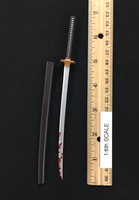Career Killer Kiyoha - Katana w/ Scabbard