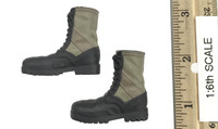 "U.S. Vietnam War ""Play Company"" - Boots (Jungle 3rd Pattern DMS Spike Sole) w/ Ball Joints"